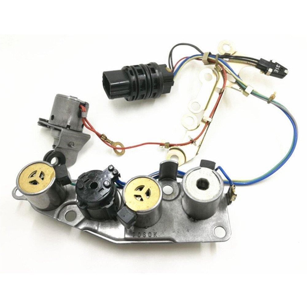 Yalai 31940-85X01 31940-85X0B RE4F03B RE4F04B Transmission Solenoid Kit For 00-06 Maxima Sentra Altima Used