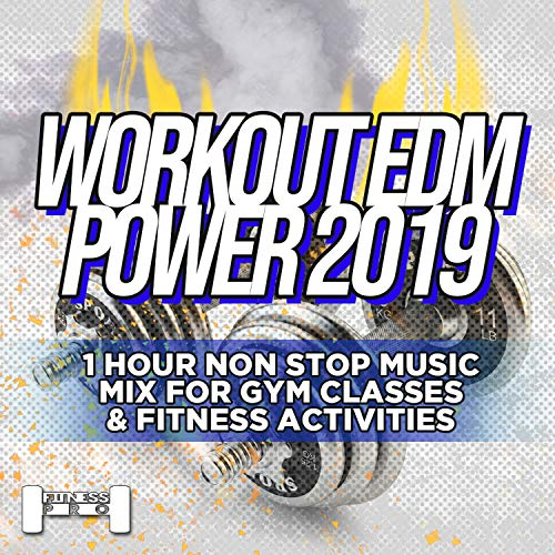 Workout EDM Power 2019 - 1 Hour Non Stop Music Mix For Gym Classes & Fitness Activities - Lorenz Activity