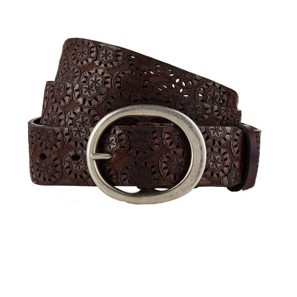 Handcrafted Luxury Italian Leather Artisan Belt Gut Instinkt ASMAT