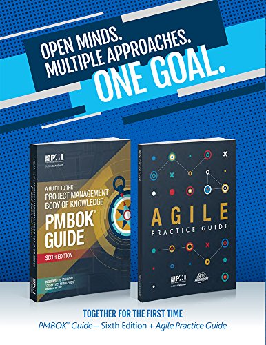 A Guide to the Project Management Body of Knowledge (PMBOK(R) Guide-Sixth Edition / Agile Practice Guide Bundle (Pmbok Guide) cover