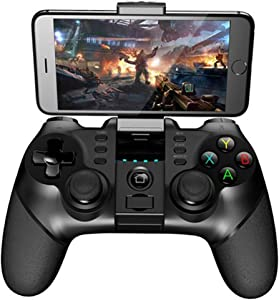 UWY Wireless Gamepad With 2.4G Wireless Receiver Controller Joystick For PC iPad iPhone Smart Phone Smart Television TV Box PS3 Compatible with Android iOS Win XP Win7 8 10 Operating System