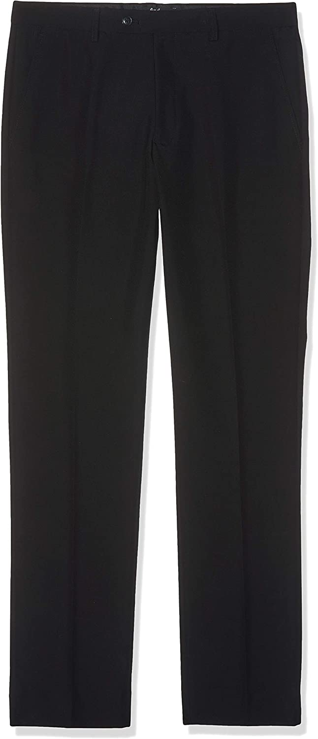 Marca Amazon - find. Pantalones Regular Fit Hombre