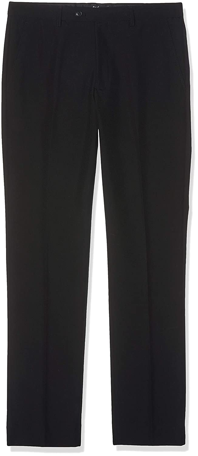 TALLA 42W / 33L. Marca Amazon - find. Pantalones Regular Fit Hombre