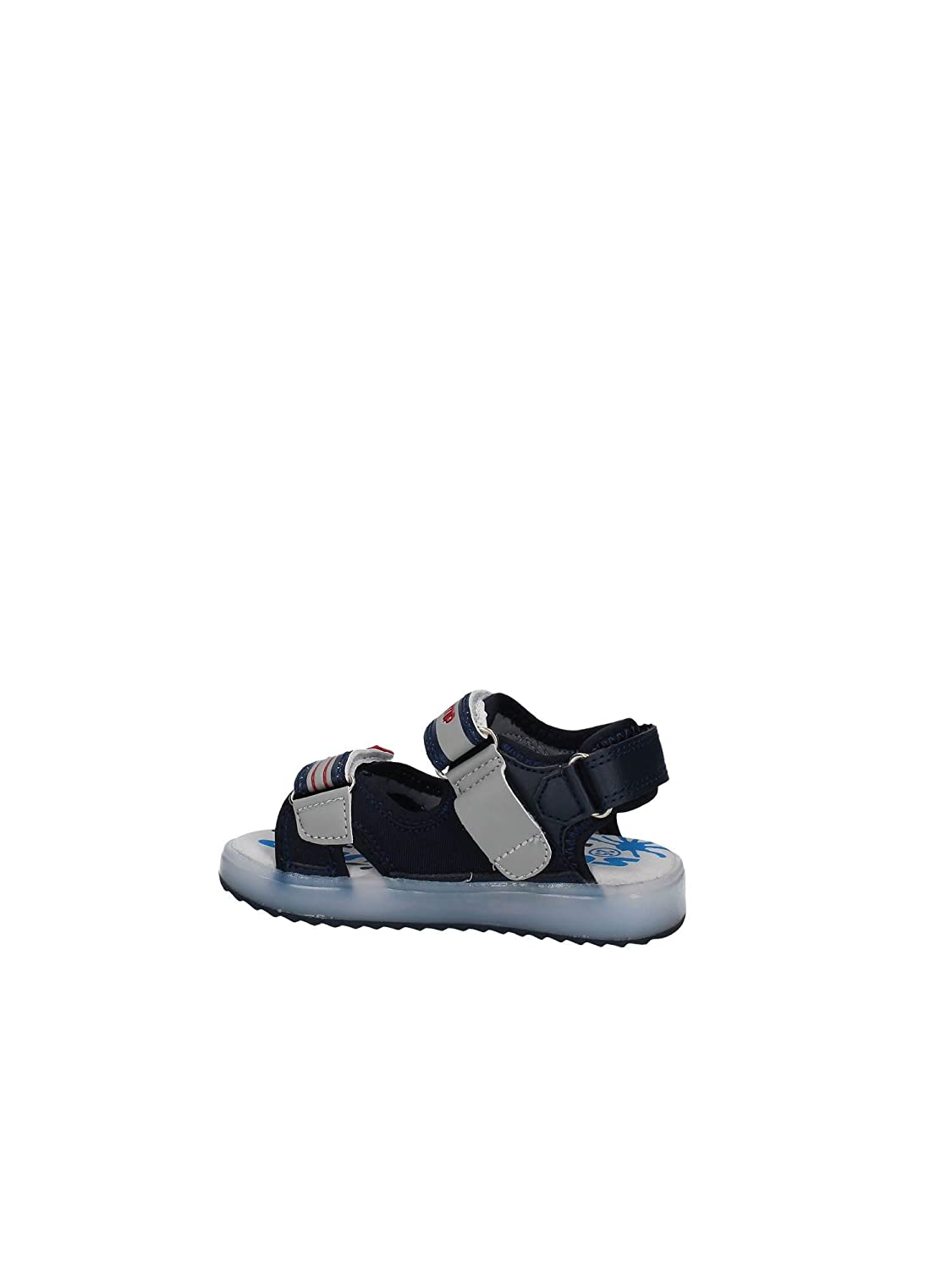 SUPERJUMP COLLEZIONE AMERICA Baby Shoes Sandals Blue SJ2972 Martin