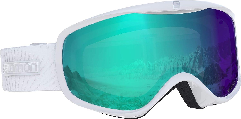 Salomon Damen Sense Photo Skibrille, geeignet für Brillenträgerinnen, alle Wetterverhältnisse, Wetterverhältnisse, Wetterverhältnisse, Airflow System B07DS1FFZY Skibrillen Vollständige Spezifikationen 8b9751