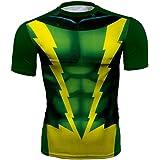 JANDZ Chemise de Sport de Compression pour Hommes