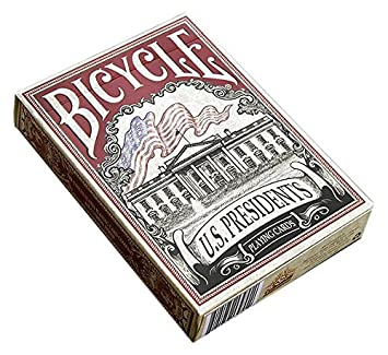 Amazon.com: Bicicleta US Presidents Juego de cartas: Sports ...
