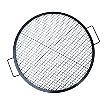 Stanbroil Round Fire Pit Cooking Grill