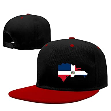 Gorra Trucker Cap Gorra béisbol Transpirable Dominican Republic ...