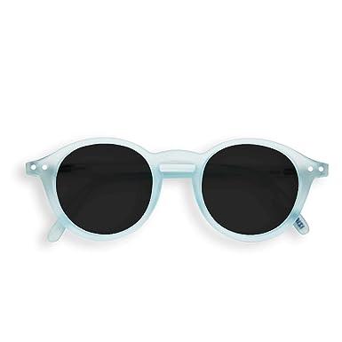 IZIPIZI Sun Junior #D Light Azure, Gafas de sol Redondas ...