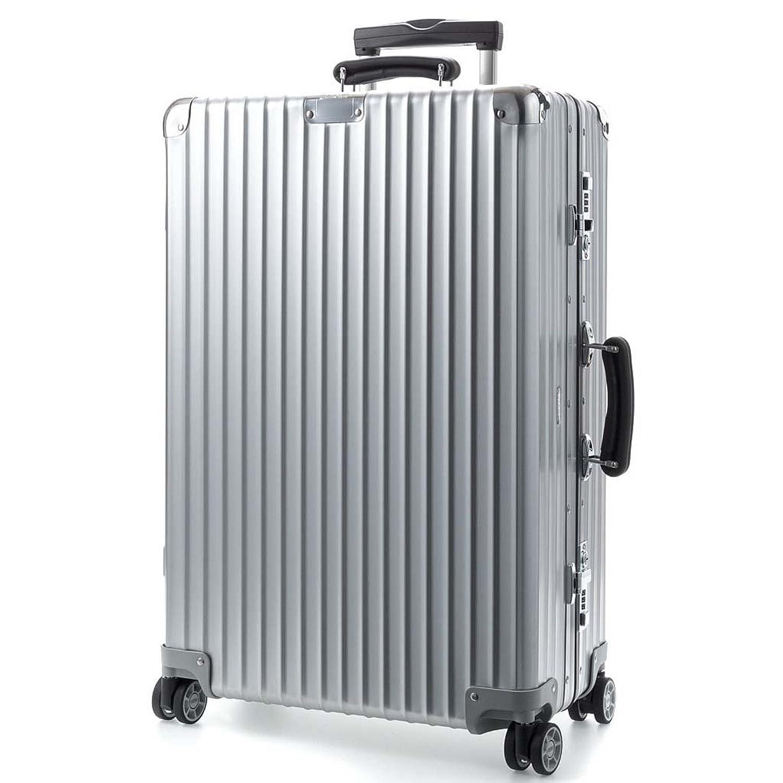 (リモワ)RIMOWA スーツケース 60L Classic Flight クラシック フライト 971.63.00.4 取寄商品 [並行輸入品] B079M6R22D