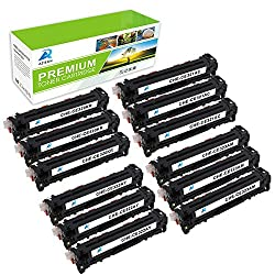 CB338WN Inksters of America Remanufactured Ink Cartridge Replacement for HP 75XL Tri-Color High Yield