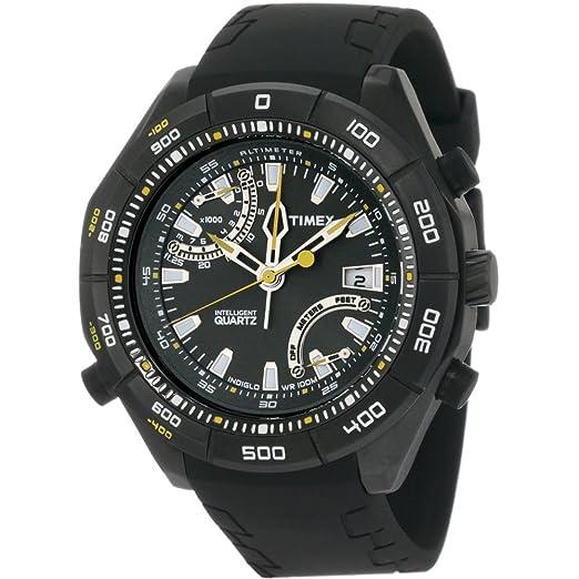 Timex Intelligent Quartz Reloj para hombres Con Altímetro: Amazon.es: Relojes