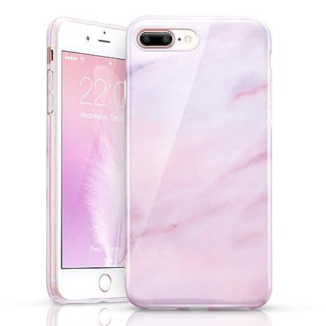 coque iphone 7 marbre silicone