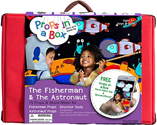 [Props in the Box Pb1503 the Fisherman and the Astronaut Costume] (Fisherman Costume)