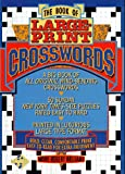 The Dell Book of Large Print Crosswords, Wayne Robert Williams, 0440503507