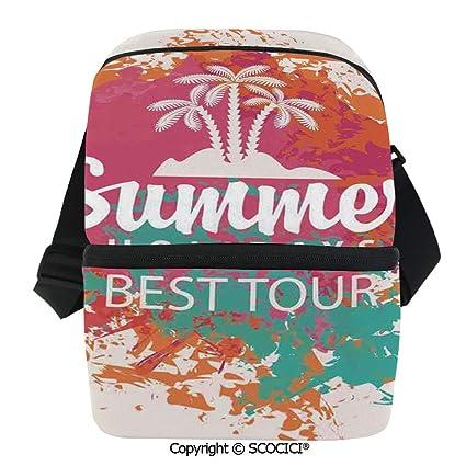 329cda46863b Amazon.com : SCOCICI Thermal Insulation Bag Summer Holidays Best ...
