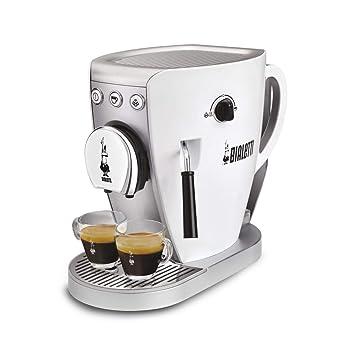 Bialetti CF37 - Cafetera (Independiente, Color blanco, Espresso machine, De café molido, Vaina, Café expreso): Amazon.es: Hogar