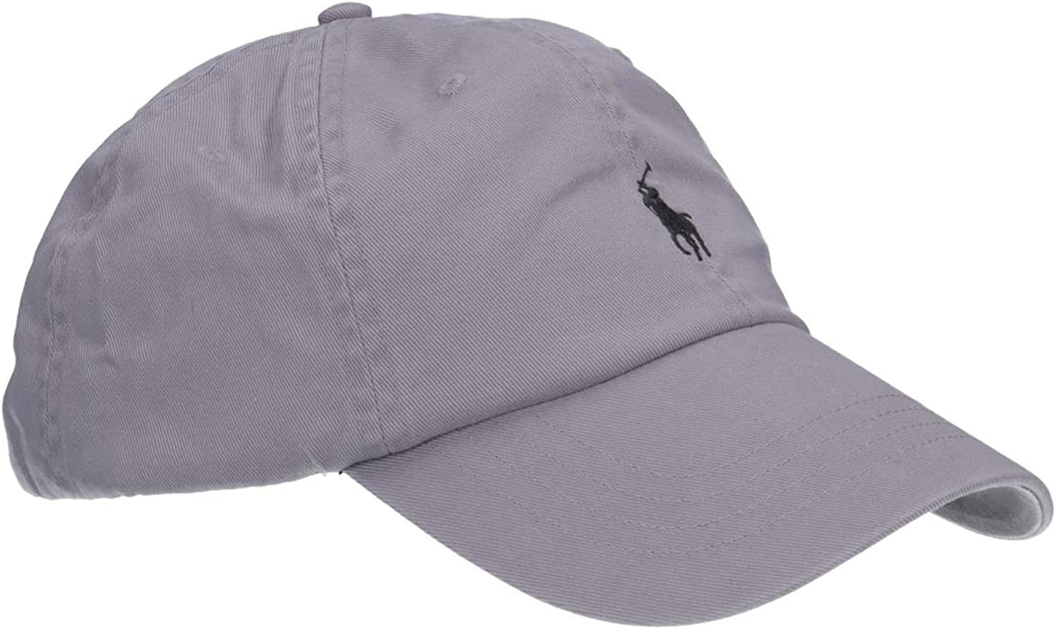 Gorra Curva Polo RALPH LAUREN Gris Unica Gris: Amazon.es: Zapatos ...