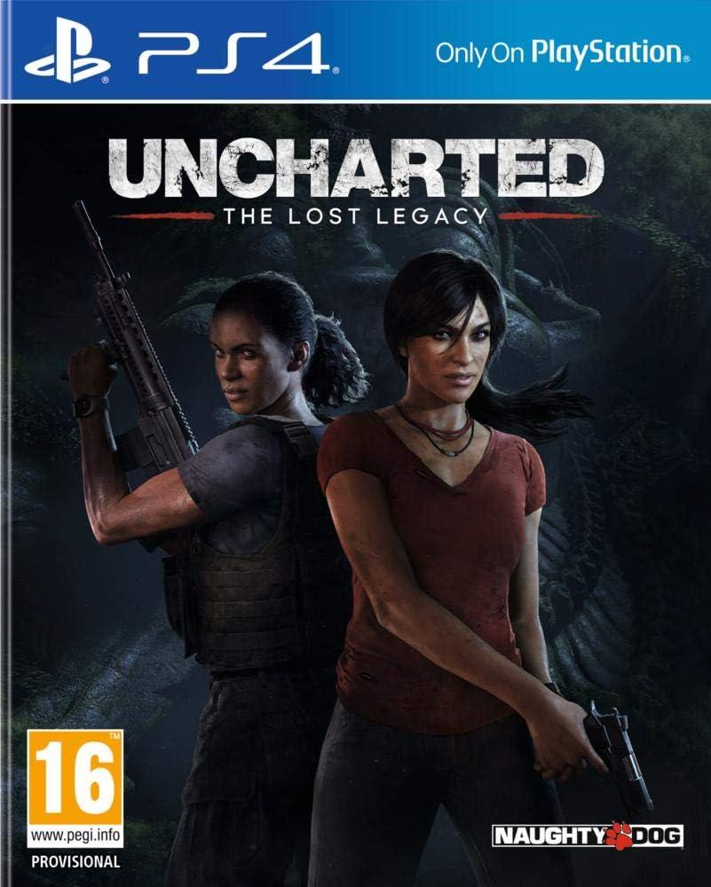 Uncharted : The Lost Legacy [Importación francesa]: Amazon.es: Videojuegos