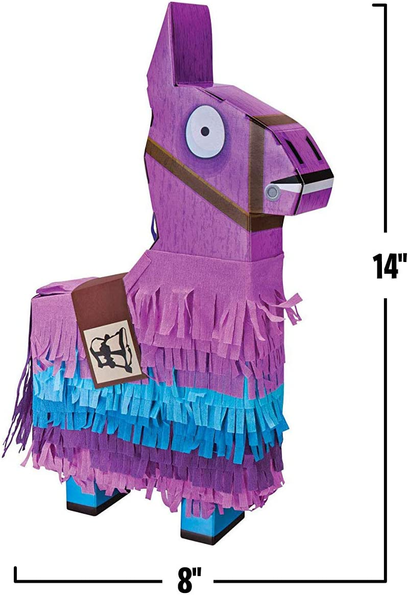 Amazon.com: Fortnite FNT0009 - Piñata de botín de llamas ...