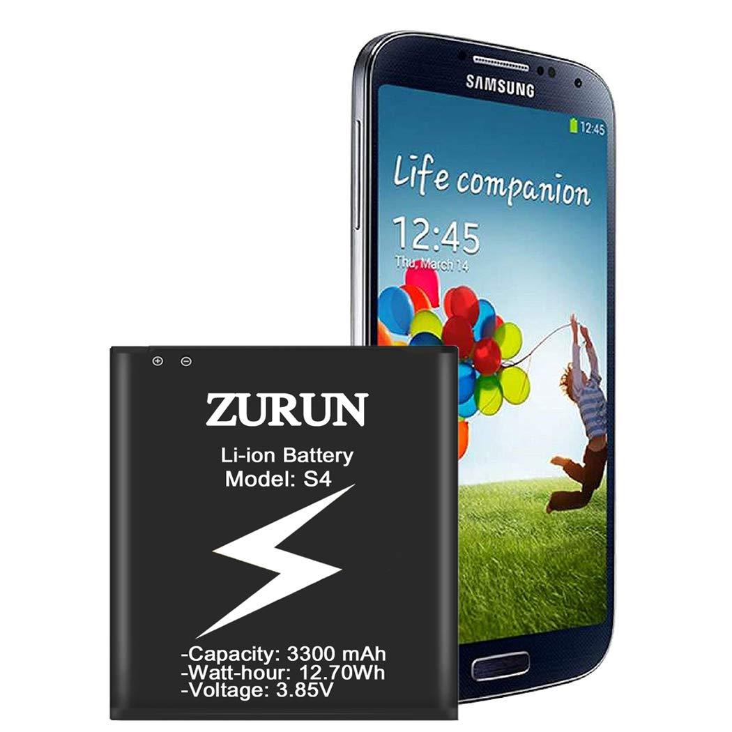 Bateria Galaxy S4 Zurun 3300mah Li Ion Para Samsung Galaxy S4 At&t I337 I545 Sprint L720 M919 R970 I9500 I9505 G