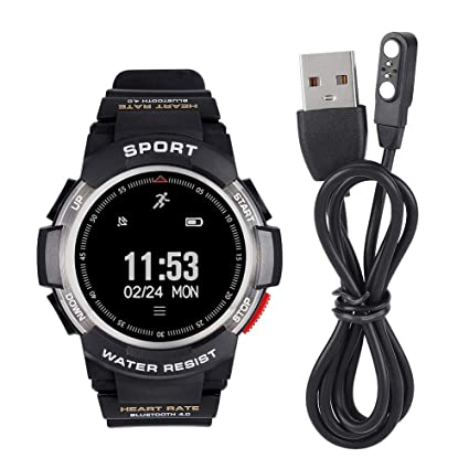 Amazon.com: OLED Display Smart Watch with Various Monitors ...