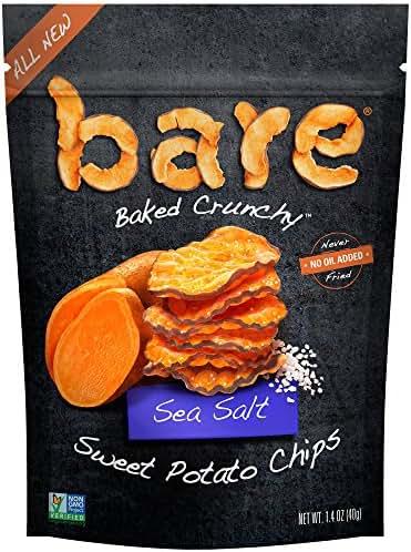 Veggie & Grain Chips: Bare Veggie Chips