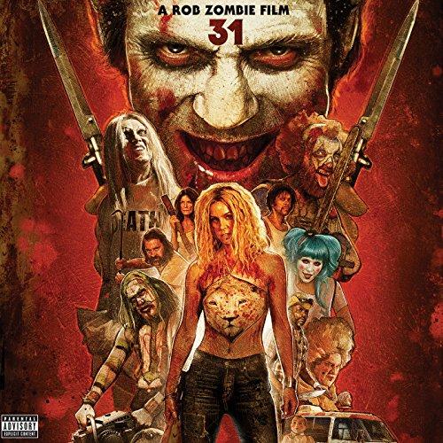 31 - A Rob Zombie Film (Original Motion Picture Soundtrack) [LP] -