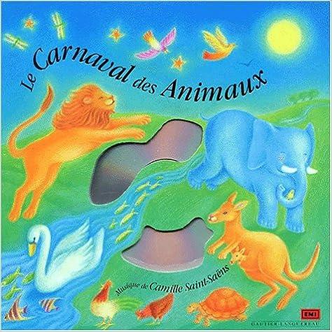 Le Carnaval des animaux pdf