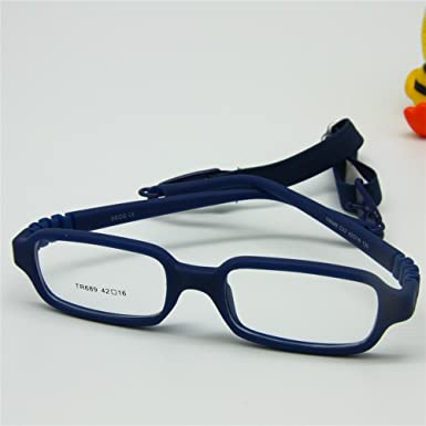 d73556e500 EnzoDate Baby Girl s Boy s Glasses with Cord Size 42 16