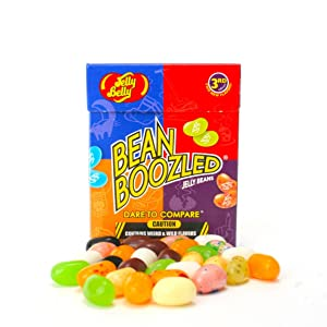 Jelly Belly BeanBoozled Jelly Beans 5th Edition NEW Flavors Stinky Socks 1.6 oz