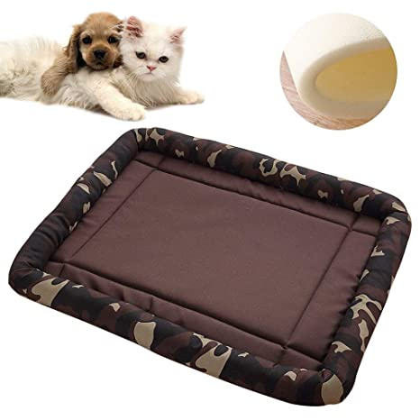 Hianiquaime Alfombrilla Mascota Tela Oxford Impermeable ...