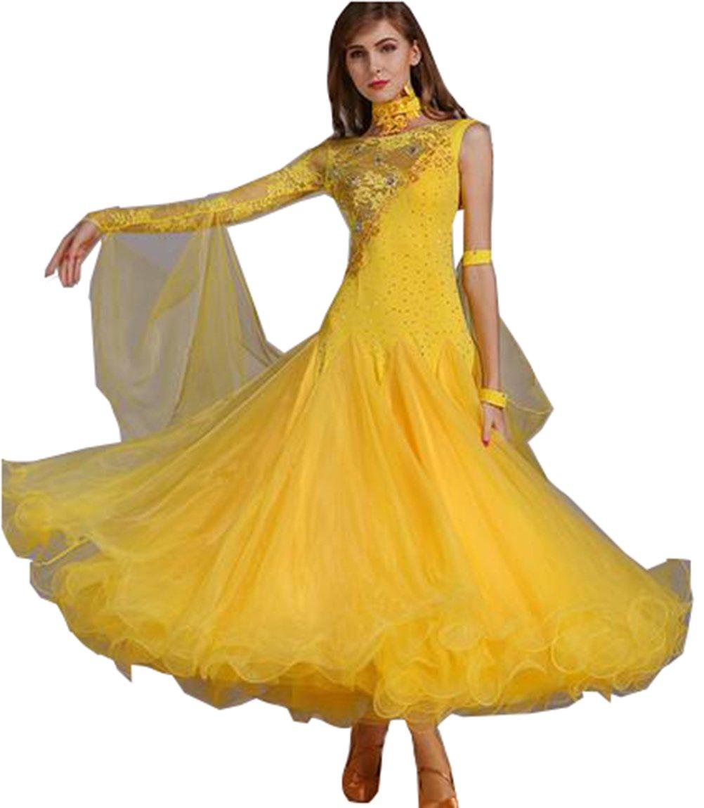 7ce5054df1028 新入荷 社交ダンス ドレス 大きいサイズ ワンピース ダンス 衣装 モダンダンス衣装 ワルツ専用ドレス