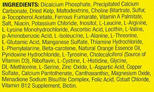 Zoo Med Laboratories BZMA378 Avian Plus Bird Vitamins, 8-Ounce