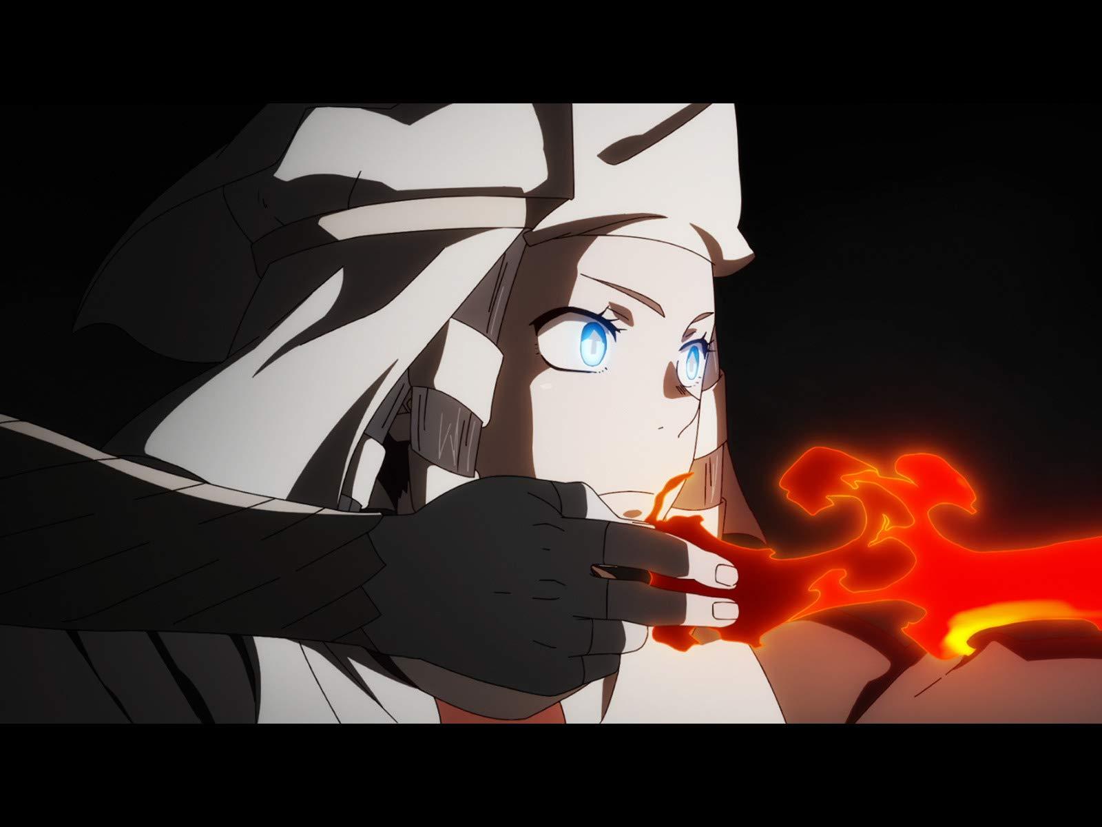 アニメ 消防 炎 ノ 々 隊