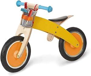 Pinolino Bill Balance Bike, Brown