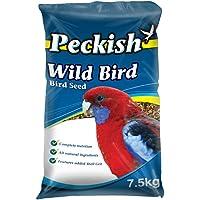 Peckish Wild Bird Seed Mix, 7.5kg