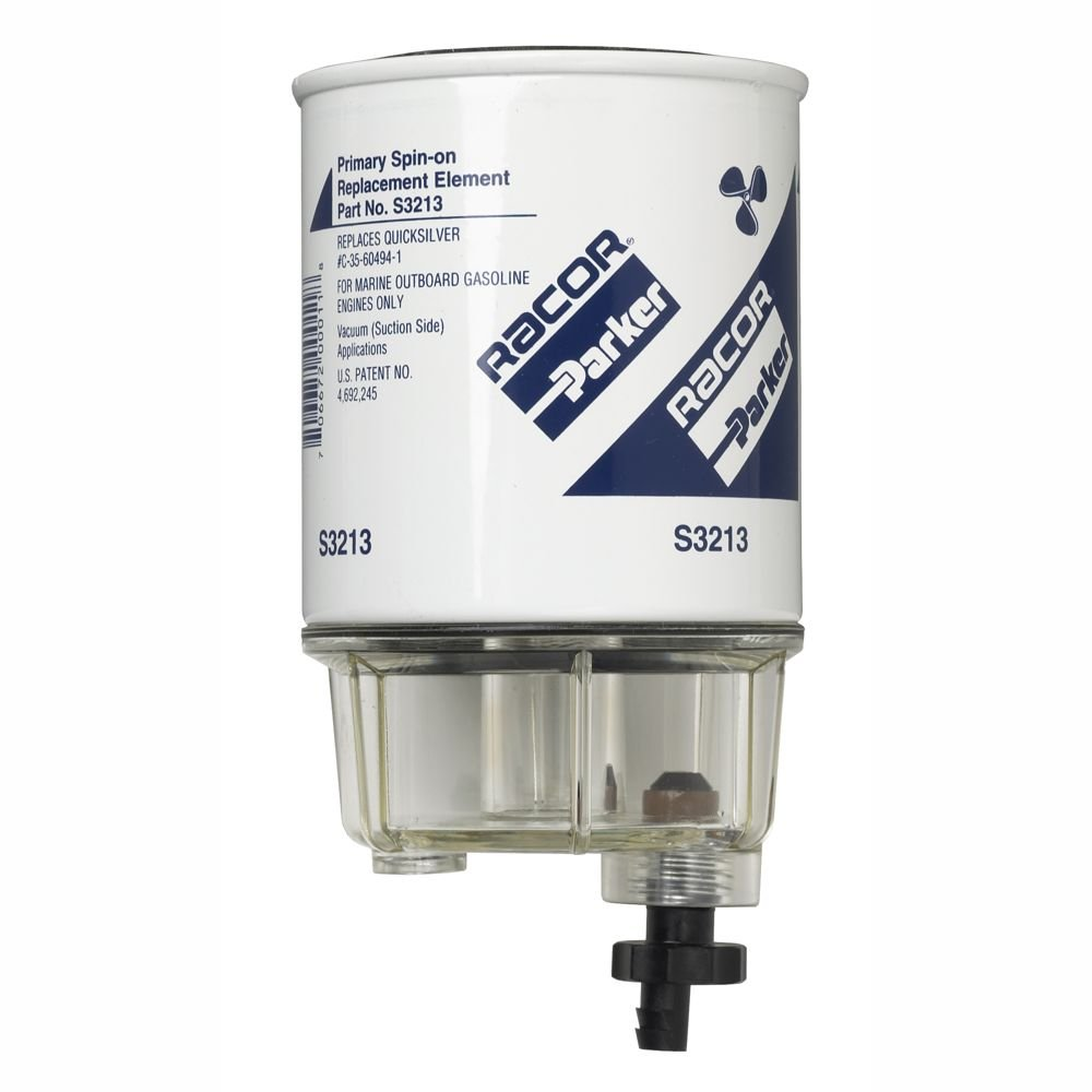 Racor Replacement Gasoline Series Filters Outboard Spin Volvo Boat Fuel Filter Location On Filt Sports Outdoors