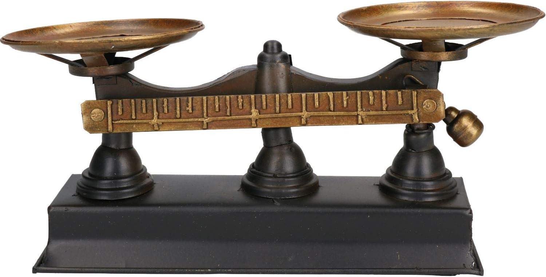 AB Tools Vintage Antiguo Modelo Equilibrio balanzas Cocina Replica Decoracion Ornamento: Amazon.es: Jardín