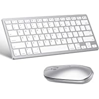 OMOTON Wireless Bluetooth Keyboard and Mouse for iPad (iPadOS 13 / iOS 13 and Above), Compatible with New iPad, iPad Pro…