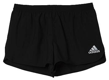 58ed6b4d8f095 Adidas Run Split SHO M - Pantalón corto para hombre  Amazon.es  Deportes y  aire libre