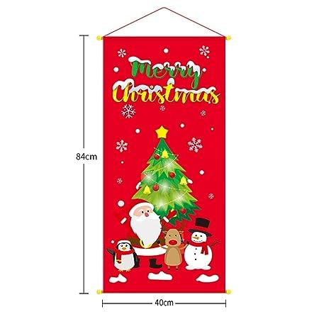Árboles de navidad Ornamento De La Navidad De Santa Elk ...