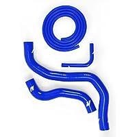 Blue 2007-2011 Mishimoto MMHOSE-TINY-07BL Mini Cooper S Silicone Radiator Hose Kit