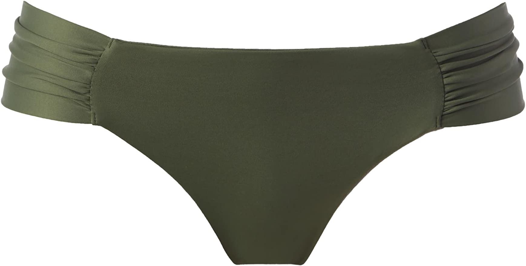 CALZEDONIA Femme Culotte Br/ésilienne Fronce Indonesia