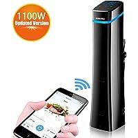 AUKUYEE Cuiseur sous Vide1100W Fonction avec Wi-FI