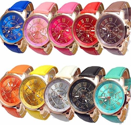 WILLTOO Women s Wholesale 10 Assorted Platinum Watch 10PACK-A3