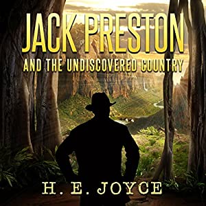 Jack Preston and the Undiscovered Country Audiobook