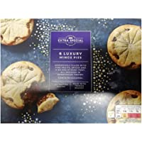 ASDA 6 Luxury Mince Pies (Pack of 3)