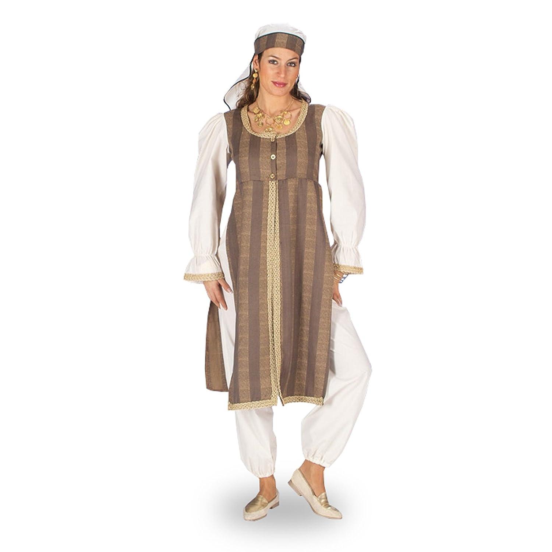 Disfraz de reina del desierto - traje oriental de mujer, de tres ...